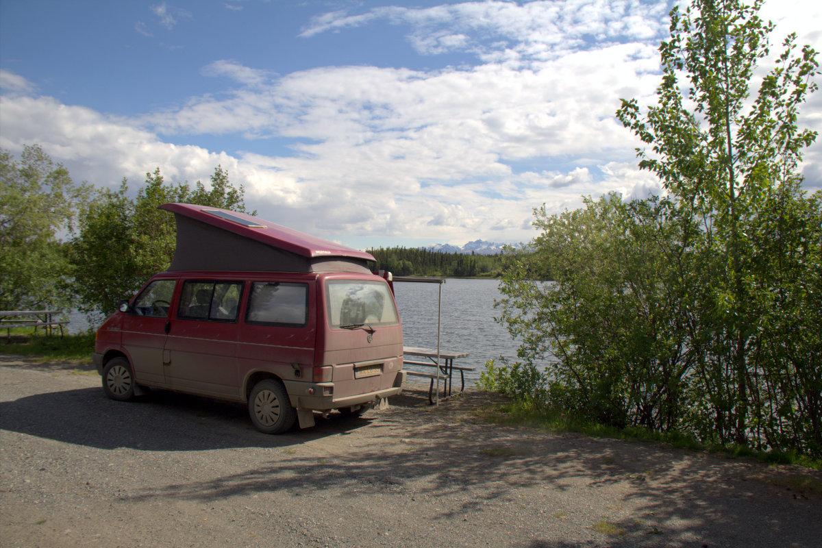 Perfect Van Spot
