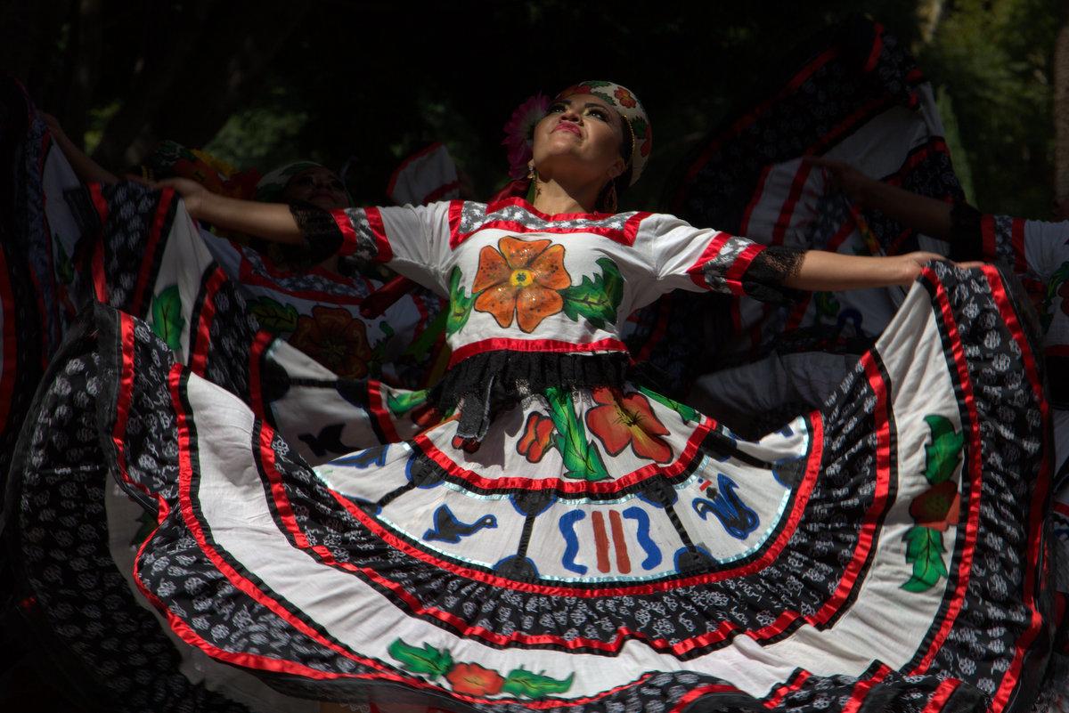 Puebla Dancing