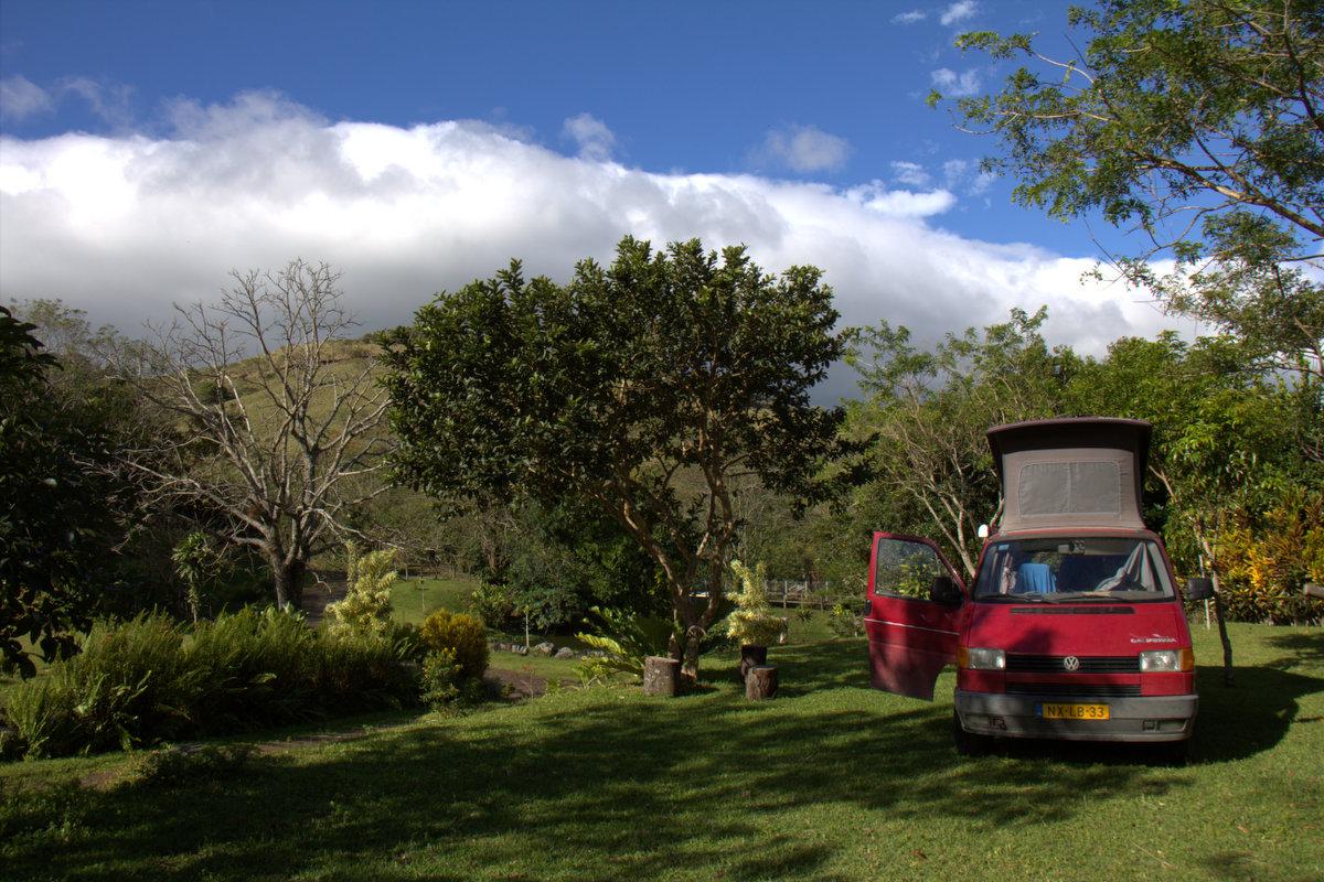 Camping Near Monteverde