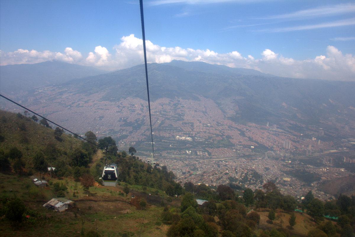 Medellin Gondola